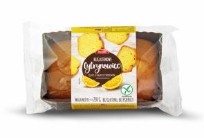 Безглютеновый лимонный пирог