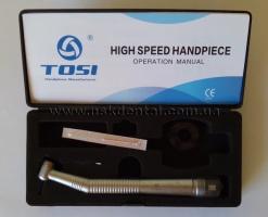 TOSI TX-114 турбинный стоматологический наконечник 1-й спрей. M4