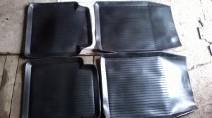 Коврики салона ВАЗ 2101, 2102, 2103, 2104, 2105, 2106, 2107 резина
