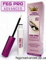 Feg Pro Advanced Natural - Фег Про Эдвантс средство для роста ресниц.Оригинал.