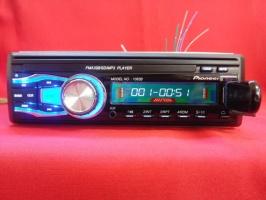 Pioneer 1083B (USB, SD, FM, AUX, ПУЛЬТ)