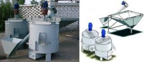 Термическая обработка (парогенератор) УКР-2