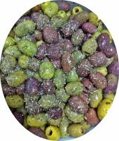 Оливки «Ассорти» разные без косточек