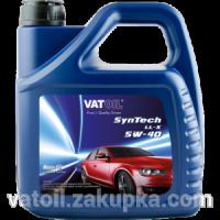 VATOIL 5W-40 SynTech LL-X масло моторное 4л