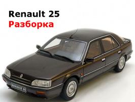 Запчасти Renault 25