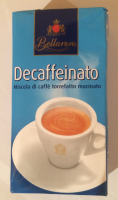 Bellarоm decaffeinato, 250g
