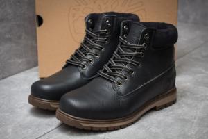 Зимние ботинки на меху в стиле Timberland Radford , черные (30334),  [  40 41 42  ]