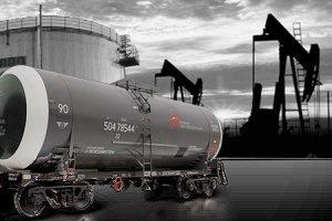 Послуги по зберіганню світлих нафтопродуктів