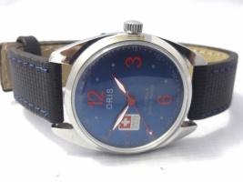 Мужские механические винтажные часы Oris швейцарские 70s.02 38 мм