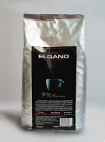 Кофе в зернах Elgano «Platinum»