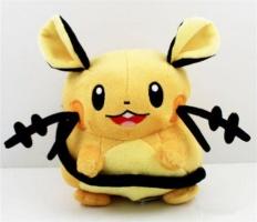 Покемон Дедене ( Dedenne) плюшевая игрушка, 22 см