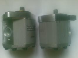 Гидромотор шестерёнчатый UMN12; UMN5AL; UMN16A.11V; UMC12; 5A.11V; UMC12; 5AL.11V; UMN80; UMN80A; UMN80.01; UMN125A.05;