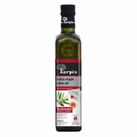 Оливковое масло «Kalamata PDO тм Karpea» (Карпеа) extra virgin, 500мл.