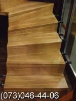 Прямые стандартные лестницы