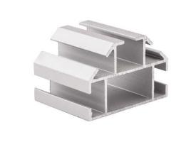 2633 алюминиевый профиль (стойка «полузвезда»)