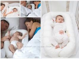 УЮТНОЕ ГНЕЗДЫШКО для новорожденного