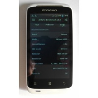 Lenovo A308t 4« 2 ядра 3.2Мп Android