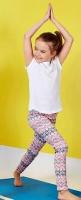 18-40 Лосины Pepco 4-5 лет рост 110 Детская одежда / Леггинсы для девочки / Дитячий одяг
