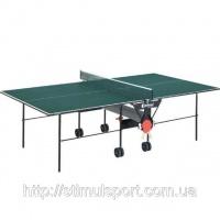 Теннисный стол для закрытых помещений Sponeta S1-04i + 2 ракетки и шарики + бесплатная ДОСТАВКА по Украине!