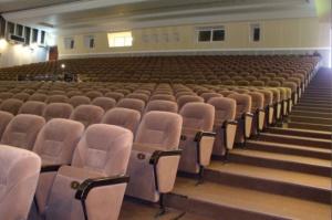 Кресла театральные для зрительных залов.