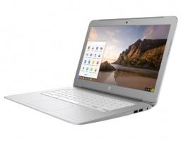 Б\у ноутбук Hp Chromebook 14-x001 nd из Германии!