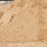 Песок белый (карьерный)
