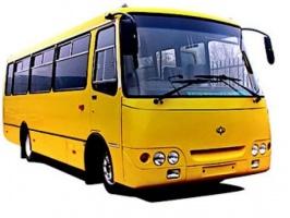 Лобовое стекло для автобусов Богдан А 092 в Днепропетровске
