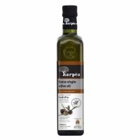 Оливковое масло Karpea Ladolia Extra virgin 500мл. с\б