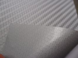3D карбон серебро