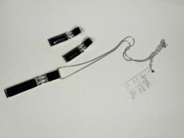 Стильный комплект Колье+серьги арт: Т 102