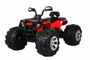 Квадроцикл ATV MONSTER М 3188 24V красный