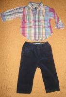 Комплект на мальчика 6-9 мес. ЦЕНА: 110 грн.