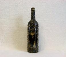 «Волчара» 0,75 л – бутылка подарочная