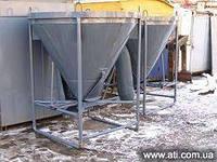 Бункер для подачи бетона