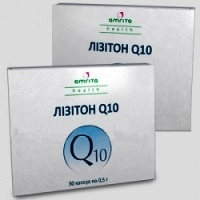 Лизитон  Q10 омолаживающий