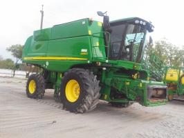 John Deere S690 (Джон Дир S690) зерноуборочный комбайн