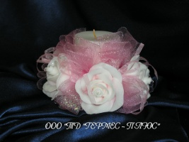Свечи для свадьбы