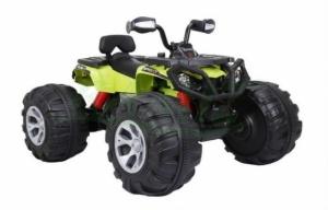 Квадроцикл ATV MONSTER М 3188 24V зеленый