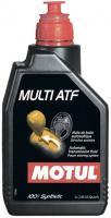 MULTI ATF MOTUL Трансмиссионное масло ATF HYUNDAI PSF-3; HYUNDAI SP-III; JASO 1A; MB 236.10; MB 236.X