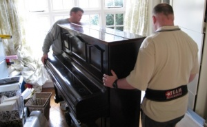 Перенос пианино киев