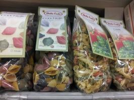 Цветные макароны «Dalla Costa» 250г
