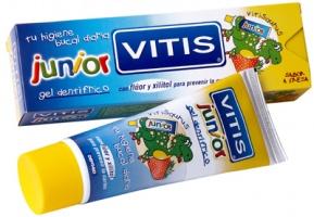 Зубная паста Vitis Junior для детей, 75ml