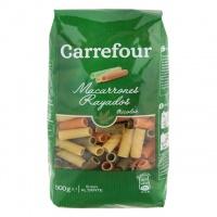 Цветные макароны-спиральки с овощами«tiburones,rayados,espirales» espagetis 500г