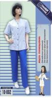Костюм женский, модель 10-002