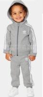 Спортивный костюм Adidas на мальчика, серый