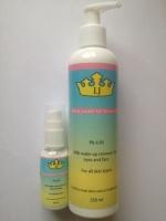 Молочко для снятия макияжа с глаз и лица«Milk Make-up Remover»