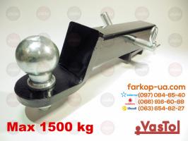 Комплект вставки 50х50 VasTol для фаркопа американського зразка