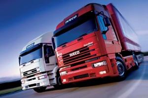 Лобовое стекло для грузовиков  Iveco Eurostar в Днепропетровске