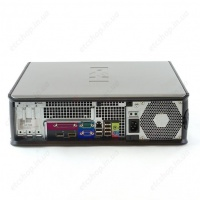4-х ядерный компьютер Dell OptiPlex 780 Desktop Core2 Quad Q8200 8GB-DDR3 HDD