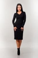Платье 7101 черный